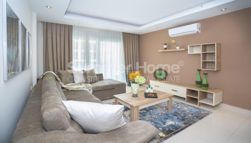 Wohnung mit Poolblick zu vermieten in Kestel, Alanya interior - 9
