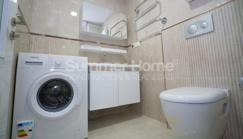 Wohnung mit Poolblick zu vermieten in Kestel, Alanya interior - 10