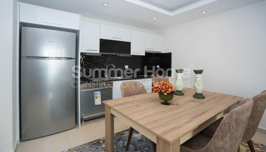 Wohnung mit Poolblick zu vermieten in Kestel, Alanya interior - 13