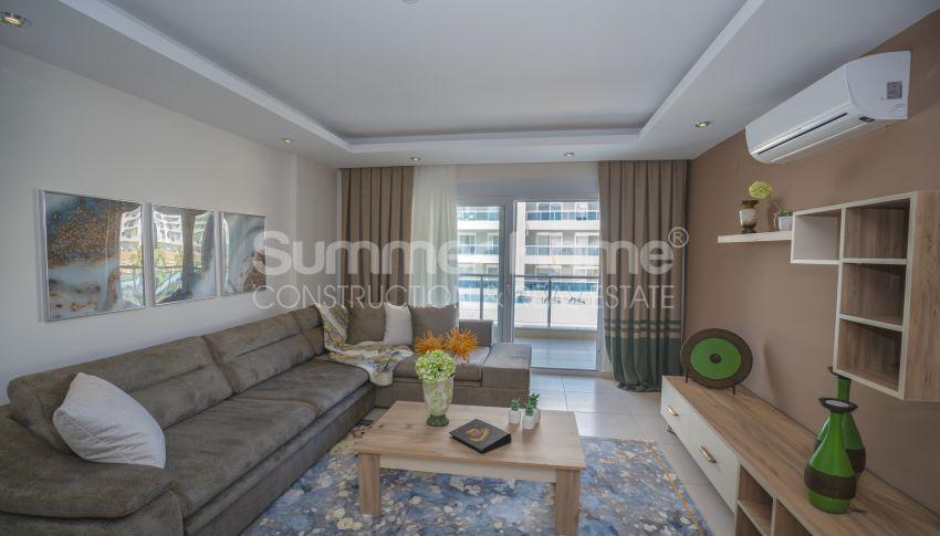 Wohnung mit Poolblick zu vermieten in Kestel, Alanya interior - 14