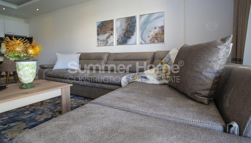Wohnung mit Poolblick zu vermieten in Kestel, Alanya interior - 15