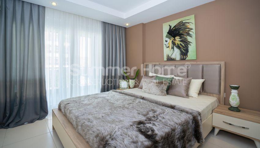 Wohnung mit Poolblick zu vermieten in Kestel, Alanya interior - 16