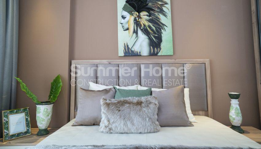 Wohnung mit Poolblick zu vermieten in Kestel, Alanya interior - 17