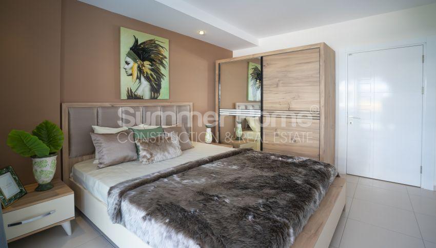 Wohnung mit Poolblick zu vermieten in Kestel, Alanya interior - 18