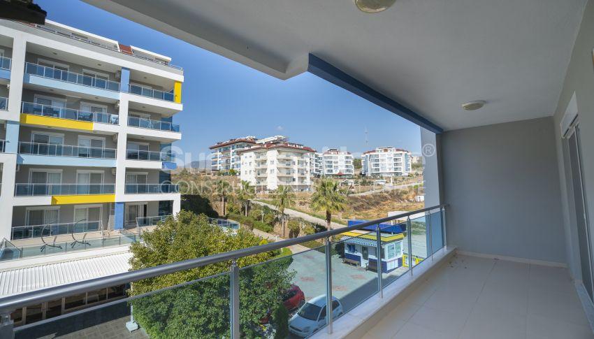 Wohnung mit Poolblick zu vermieten in Kestel, Alanya interior - 19