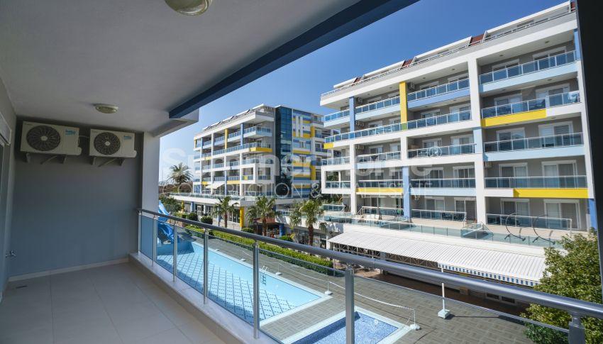 Wohnung mit Poolblick zu vermieten in Kestel, Alanya interior - 20