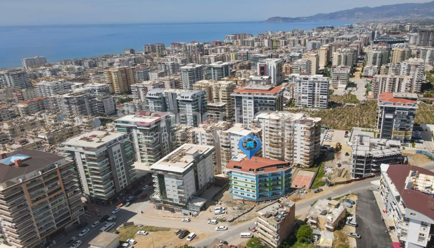 آپارتمانهای ارزانقیمت در محموتلار، آلانیا general - 1