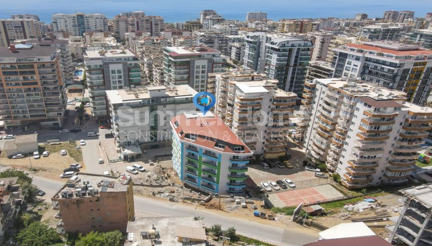 آپارتمانهای ارزانقیمت در محموتلار، آلانیا general - 4
