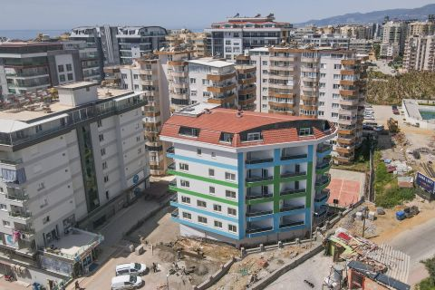 cheap new apartments in mahmutlar