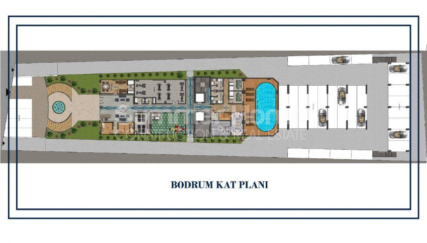 Preiswerte Apartments am Meer plan - 1