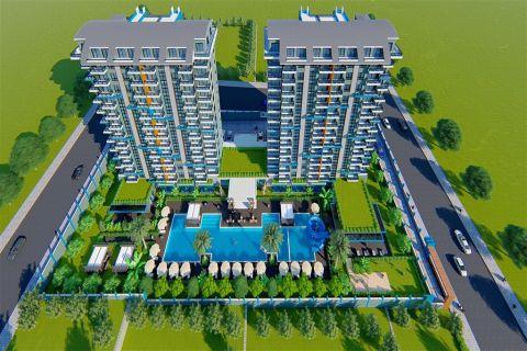 Budsjettvennlige leiligheter i Mahmutlar