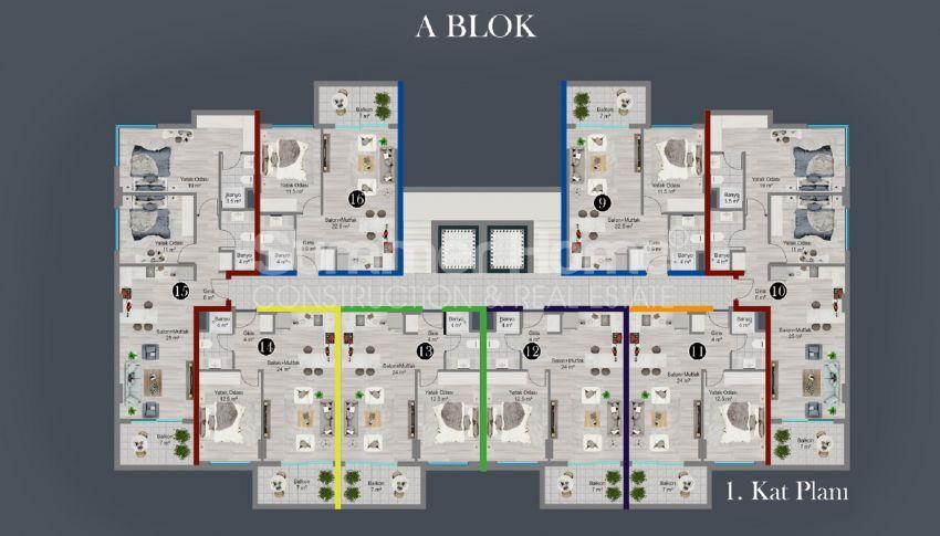 Apartmány vo Victory Garden plan - 2