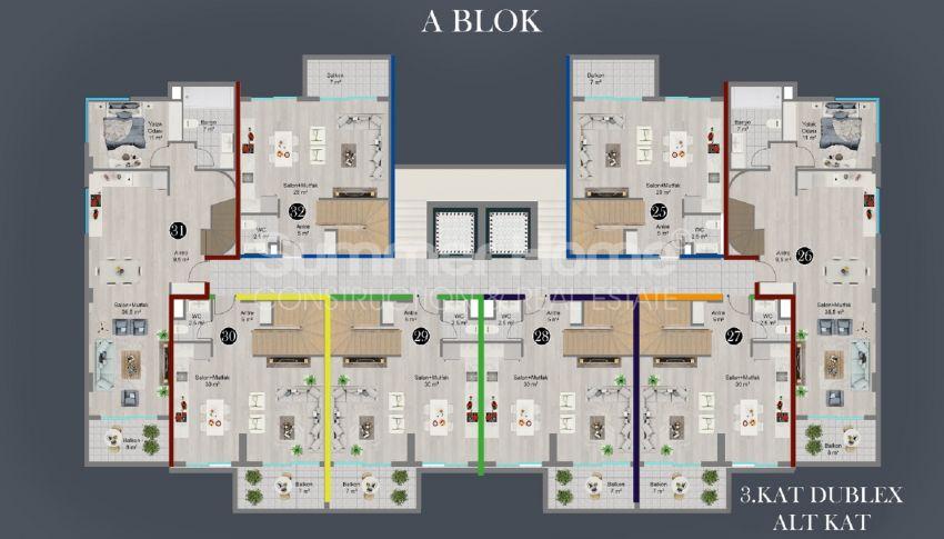 Apartmány vo Victory Garden plan - 4