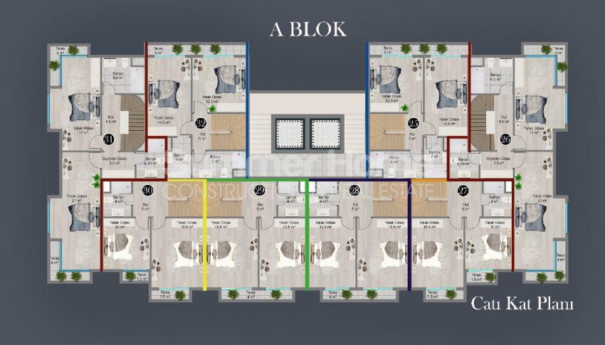Apartmány vo Victory Garden plan - 5