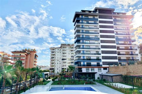 Brand new stylish apartments in Tosmur, Alanya