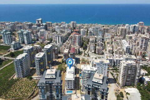 Fantastiske nye leiligheter i populært område