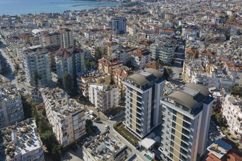 Luxury apartments near Alanya hacet center