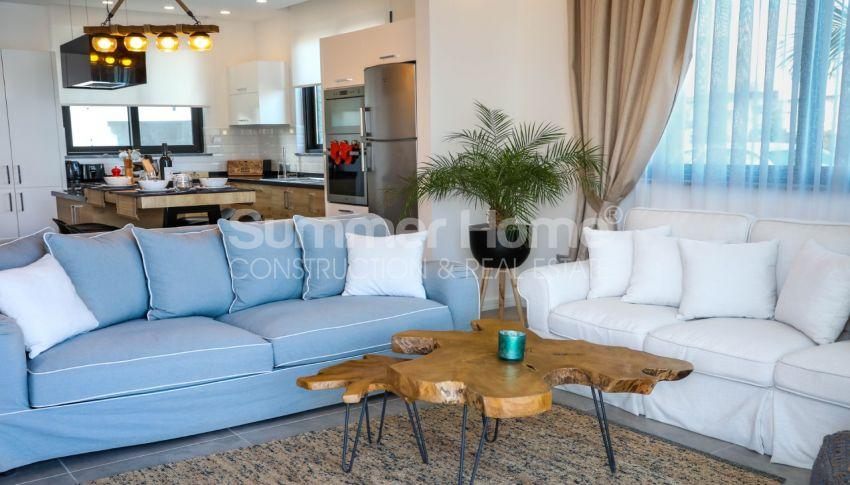 Apartmentkomplex in Esentepe interior - 12