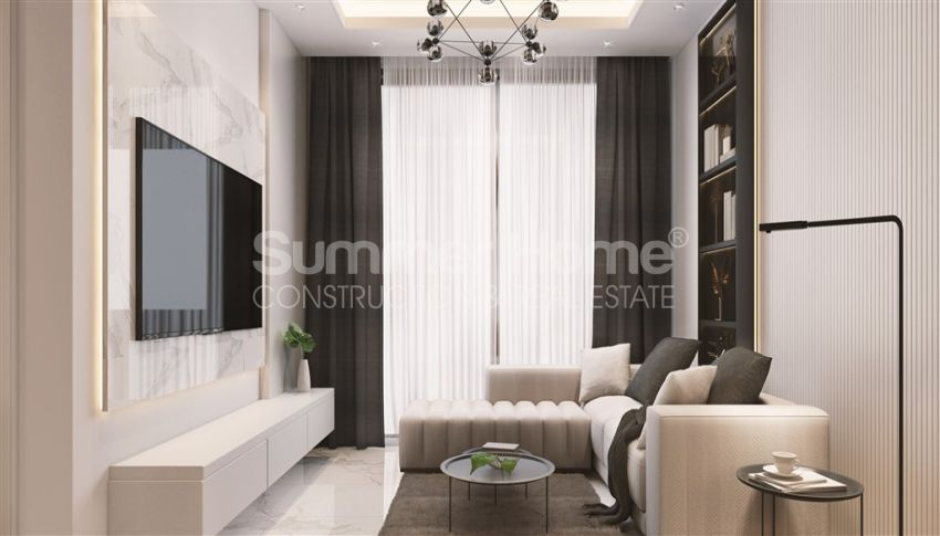 Hochhausapartments in Incekum interior - 15