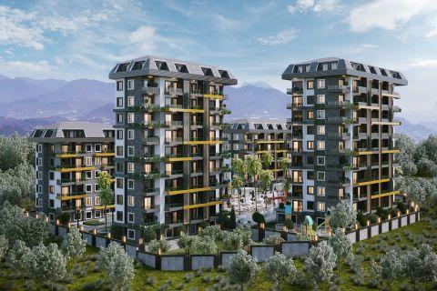 Houkuttelevat ja edulliset asunnot myytävänä Avsallarissa