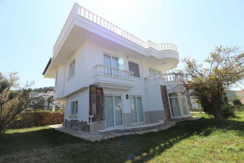 Gorgeous four-bedroom villa with garden in Kargicak