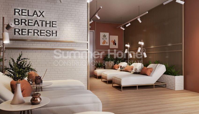 شقق جديدة بغرفة نوم واحدة في كيستل facility - 15