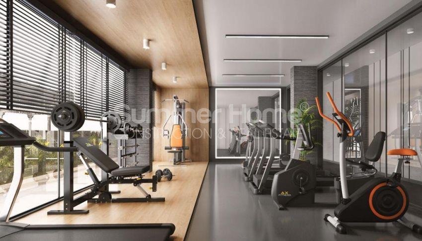 مشروع مبنى واحد مع شقق بغرفة نوم واحدة في أفسالار facility - 7