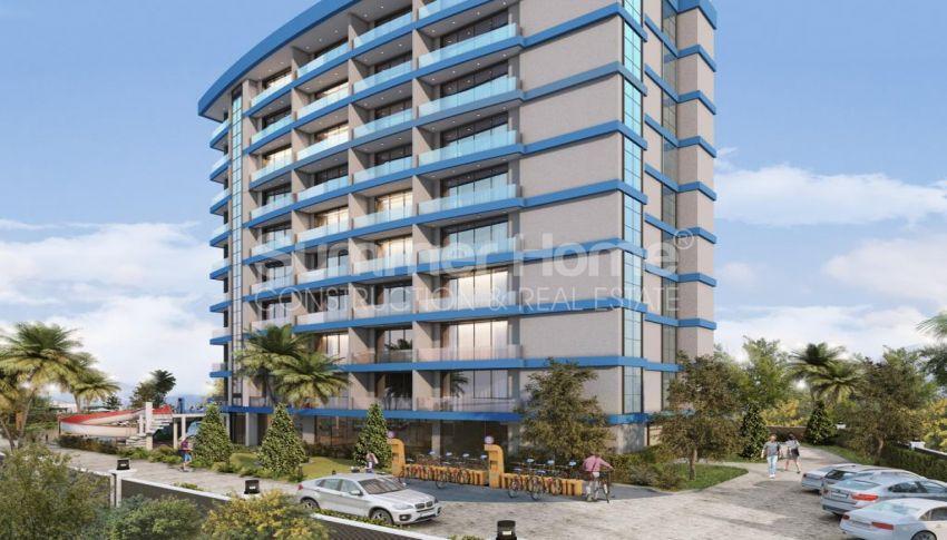 مشروع مبنى واحد مع شقق بغرفة نوم واحدة في أفسالار general - 5