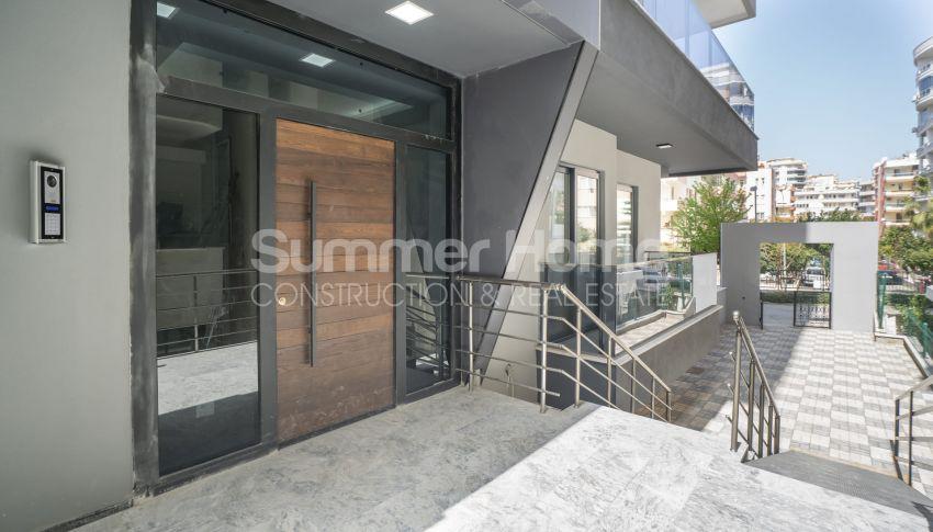 مجمع بلو اكسنت مع خيارات شقق مختلفة في محمودلار facility - 11