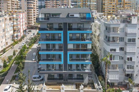 مجموعه آپارتمانهای لوکس در منطقه محبوب محموتلار