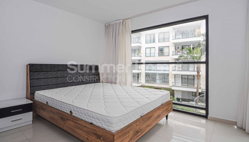 شقة مؤثثة بغرفة نوم واحدة في مجمع فاخر interior - 3