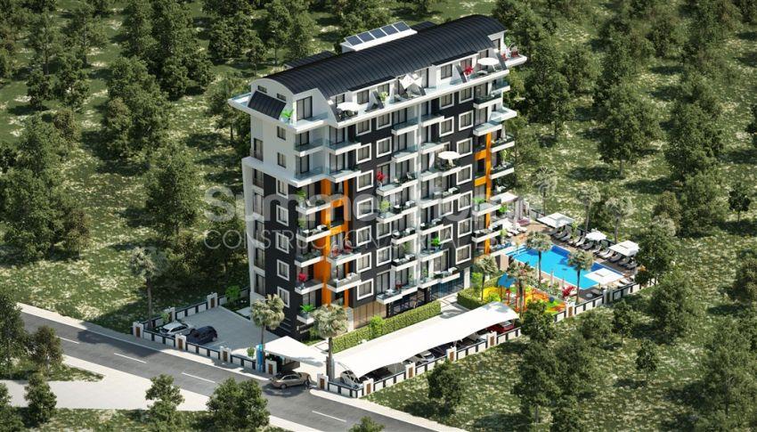 مشروع جديد من مبنى واحد يوفر شققًا مريحة في أفسلار general - 1