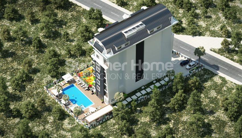 مشروع جديد من مبنى واحد يوفر شققًا مريحة في أفسلار general - 2