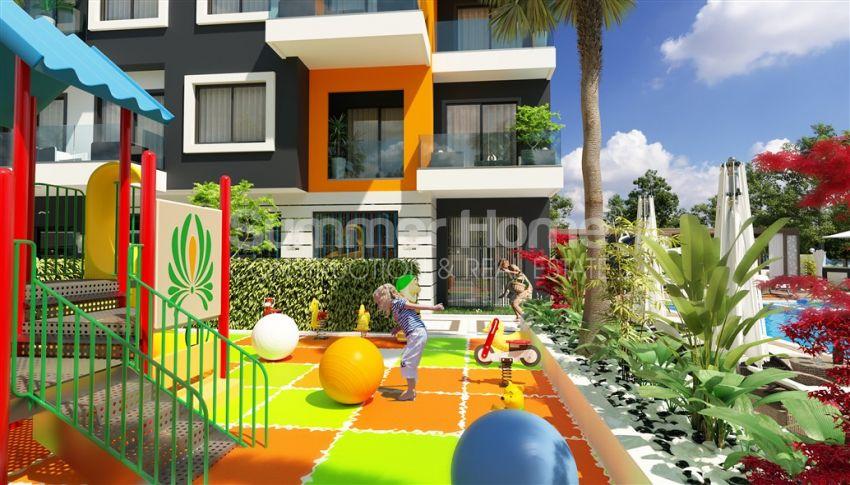 مشروع جديد من مبنى واحد يوفر شققًا مريحة في أفسلار general - 4