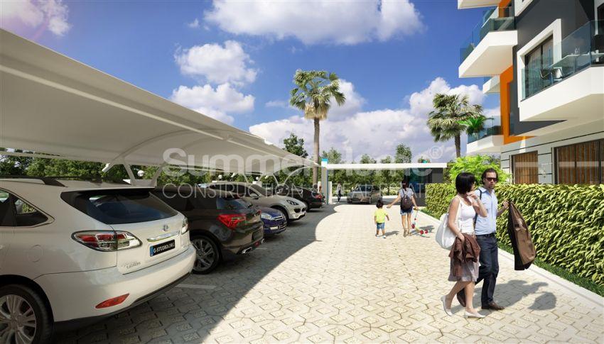 مشروع جديد من مبنى واحد يوفر شققًا مريحة في أفسلار general - 7