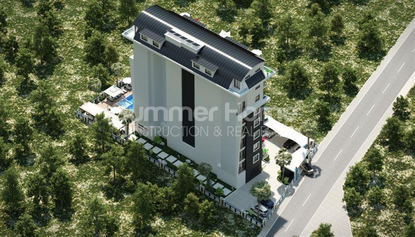 مشروع جديد من مبنى واحد يوفر شققًا مريحة في أفسلار general - 8