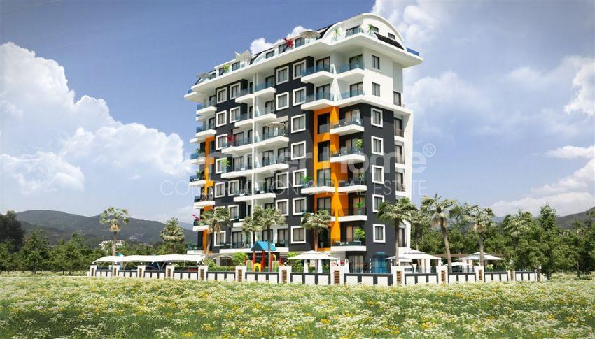 مشروع جديد من مبنى واحد يوفر شققًا مريحة في أفسلار general - 10