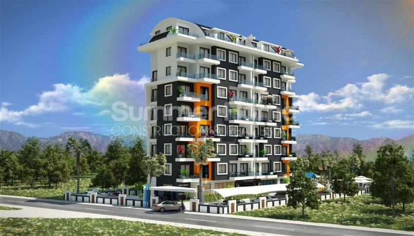 مشروع جديد من مبنى واحد يوفر شققًا مريحة في أفسلار general - 11