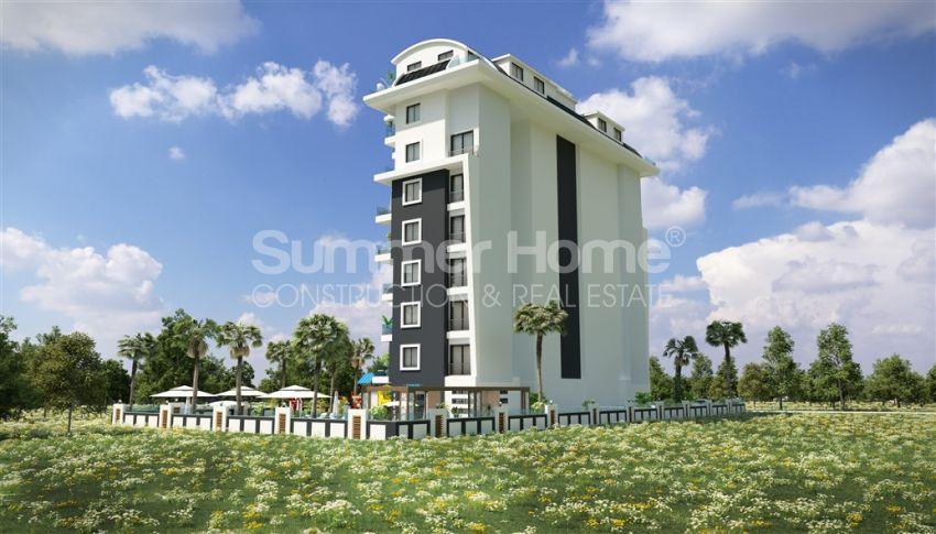 مشروع جديد من مبنى واحد يوفر شققًا مريحة في أفسلار general - 12