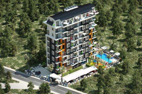 مشروع جديد من مبنى واحد يوفر شققًا مريحة في أفسلار