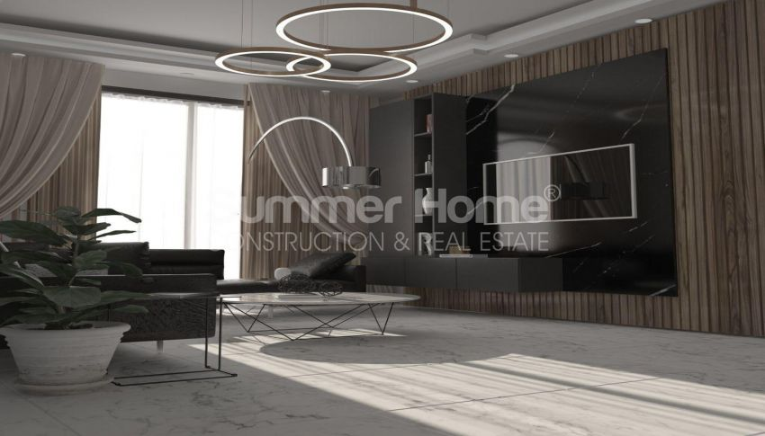 مشروع جديد من مبنى واحد يوفر شققًا مريحة في أفسلار interior - 18