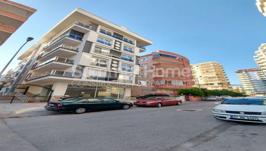 شقة واسعة من غرفتي نوم للبيع مع أثاث كامل في محمودلار general - 1