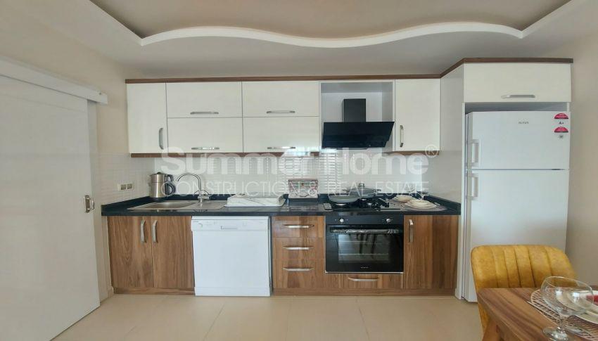 شقة واسعة من غرفتي نوم للبيع مع أثاث كامل في محمودلار interior - 13