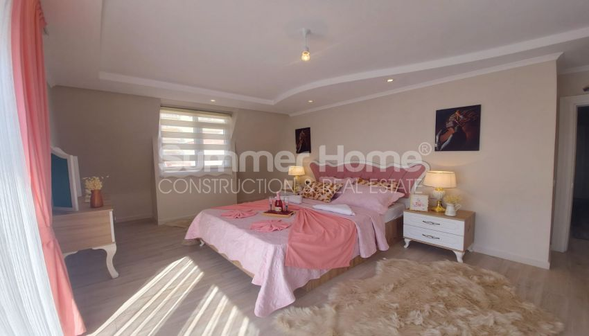 شقة واسعة من غرفتي نوم للبيع مع أثاث كامل في محمودلار interior - 16