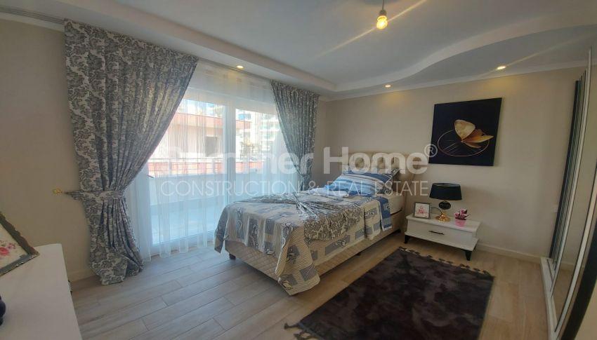 شقة واسعة من غرفتي نوم للبيع مع أثاث كامل في محمودلار interior - 17