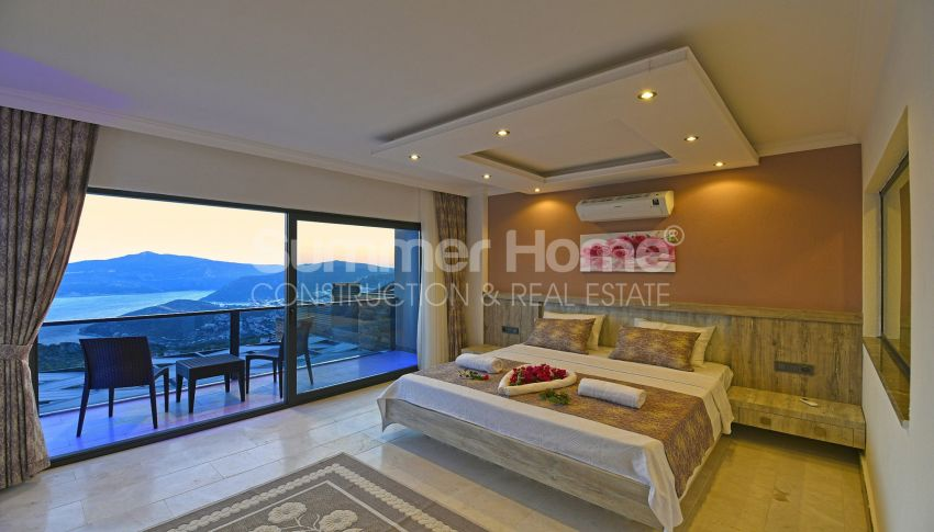 ویلای سه خوابه مدرن با استخر سرپوشیده در کالکان  interior - 2