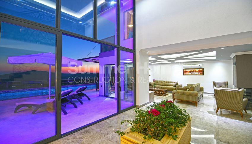 ویلای سه خوابه مدرن با استخر سرپوشیده در کالکان  interior - 3