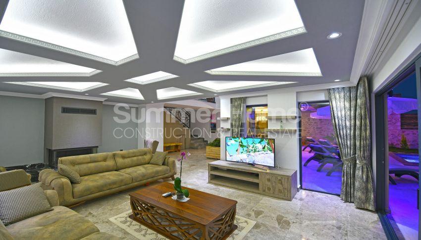 ویلای سه خوابه مدرن با استخر سرپوشیده در کالکان  interior - 4