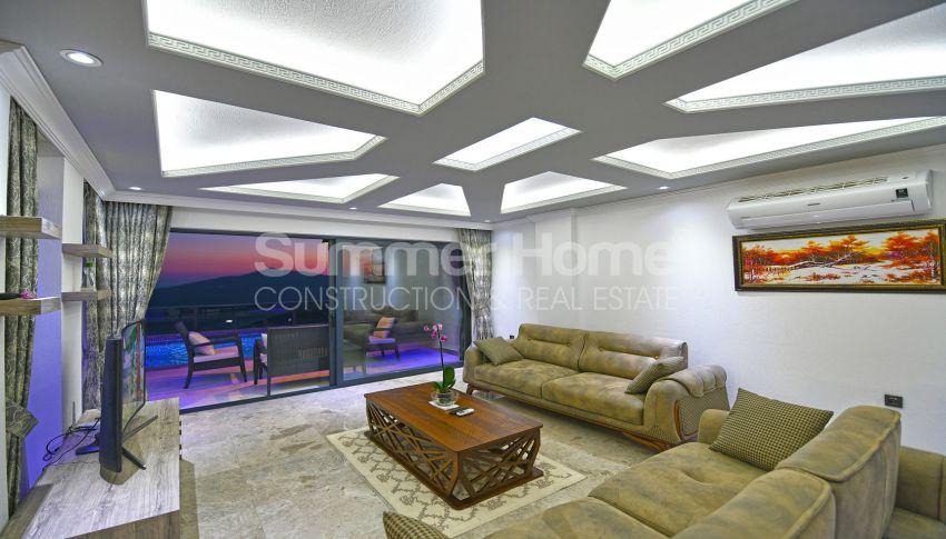 ویلای سه خوابه مدرن با استخر سرپوشیده در کالکان  interior - 6