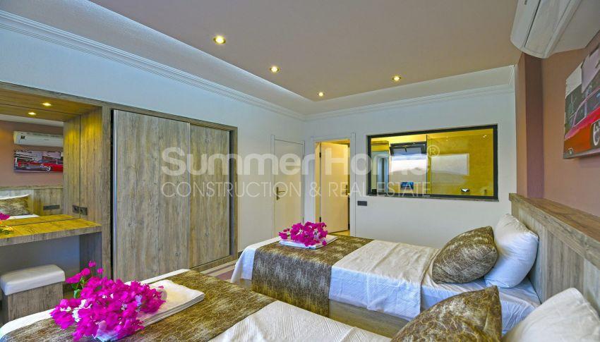 ویلای سه خوابه مدرن با استخر سرپوشیده در کالکان  interior - 7